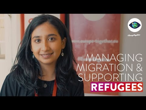 Together in Hamburg | Managing migration & supporting refugees in a globalised world