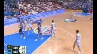 Goran Dragic - Eurobasket 07 Mix thumbnail
