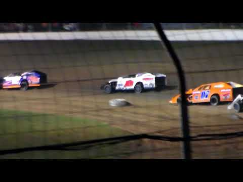 Portsmouth Raceway Park 9/16/17 Modified Feature