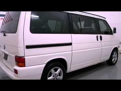 2003 Volkswagen EuroVan Westfalia Dallas TX 75207