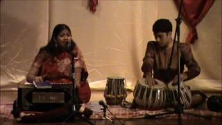 Bengali Song based on Raga Bageshree