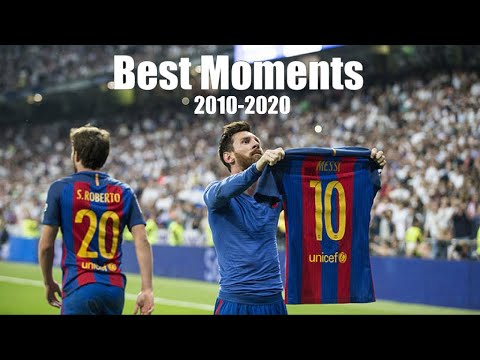 Best Soccer Moments Of The Decade (2010-2020)