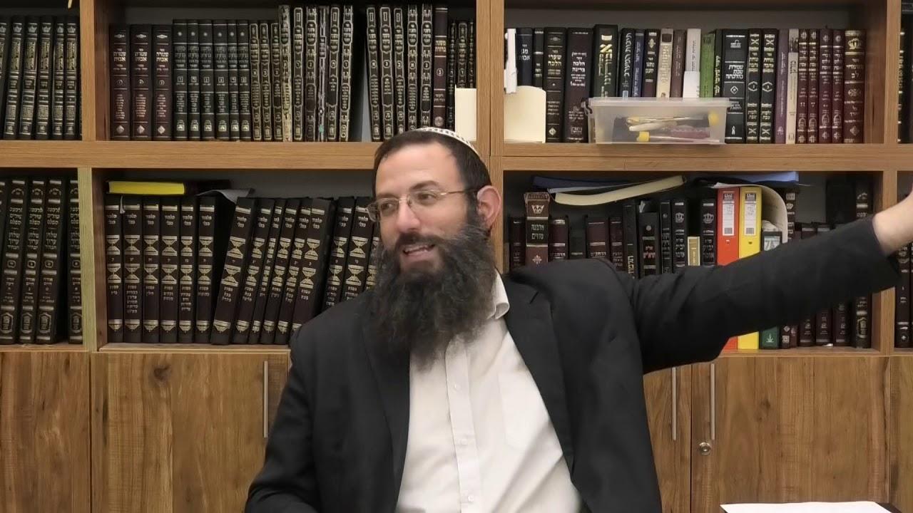 הלכות ערובין סימן שפב סעיפים יב-סוף. הרב אריאל אלקובי שליט''א