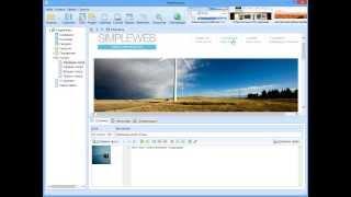 Бесплатная программа для создания сайта WebProject
