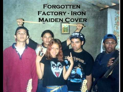 Forgotten Factory - Aces High (Iron Maiden Cover)