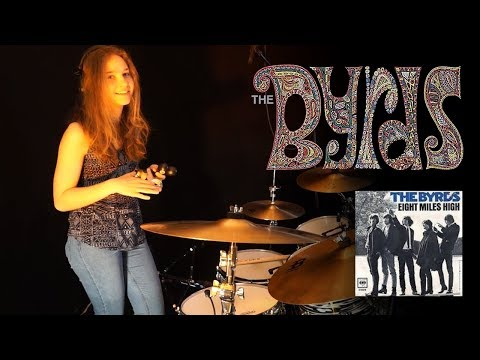 Eight Miles High (The Byrds); drum cover by Sina mp3