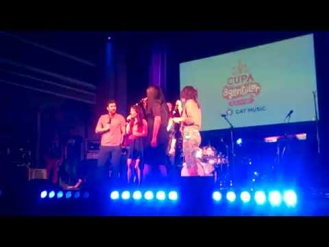 Smiley & Advice Students - In Lipsa Mea @ Cupa Agentiilor la Karaoke