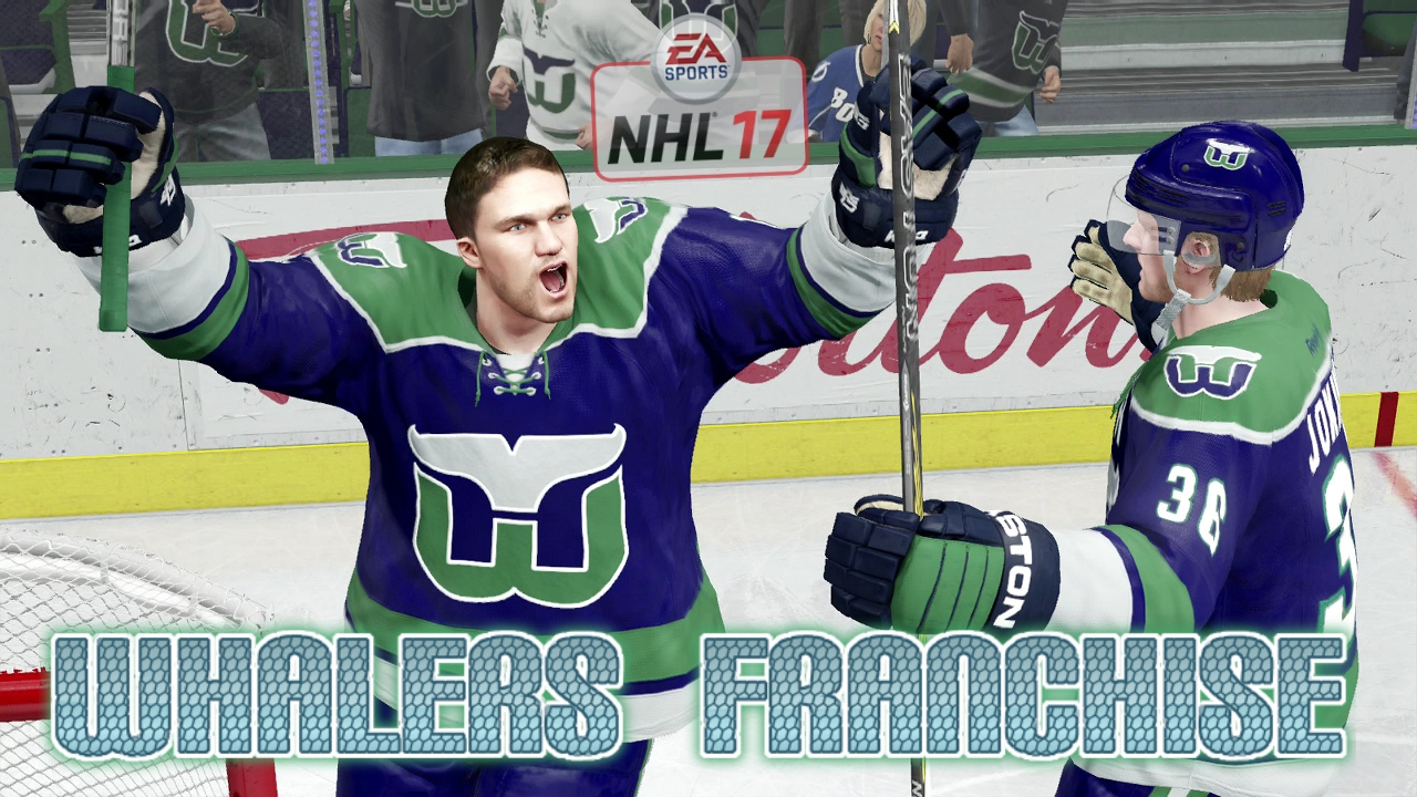 b7c84645 ... Hartford Whalers (Florida Panthers) Relocation Franchise - EP13 NHL 17  (Xbox One) ...