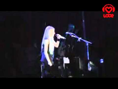 Avril Lavigne - Report Concert In St. Petersburg (Love radio Russia)