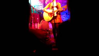 Melanie Martinez-Set Fire to the Third Bar [with LYRICS] (a cover)-Live at The Evening Muse 3/30/13
