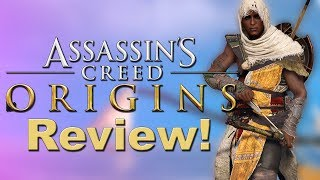 Assassin's Creed Origins REVIEW | PS4, Xbox One, PC