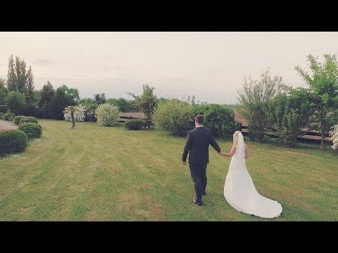 Lydia & Tobias - Highlights - DJI Phantom 4K  - Hochzeitsfilm Hotel Meerane Sachsen | CINE EMOTION