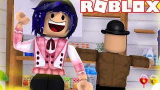 Making a Walmart with My Boyfriend! (Roblox Roleplay)