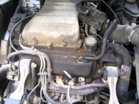 1991 chevy lumina euro 3 1l engine 1993 Mazda Protege Engine Diagram