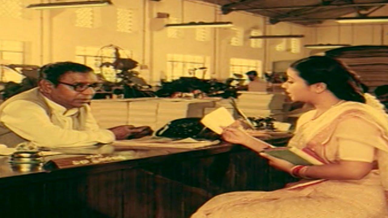 Chantabbai Movie || Srilakshmi Hilarious Comedy Scene || Chiranjeevi,Suhasini
