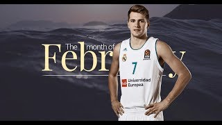 Luka Doncic - Highlights - February 2018 (HD)