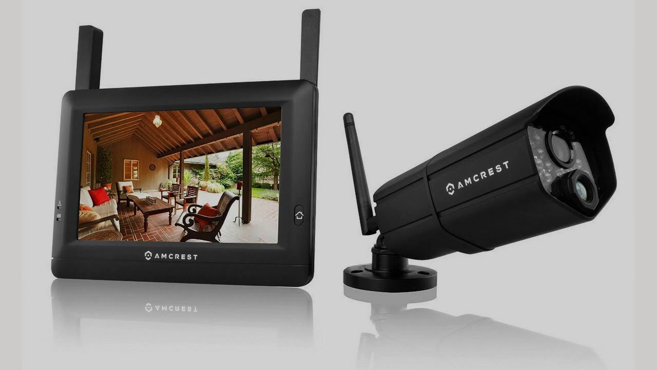 best home camera security system youtube - Home Video Security Systems