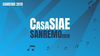 L'angolo del cantautore | Casa Siae 2019 - 6 febbraio