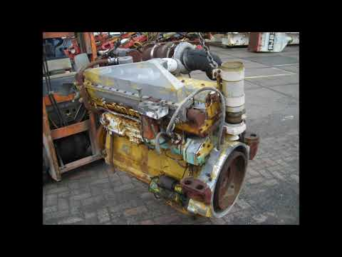 Caterpillar D334 marine or industrial for sale