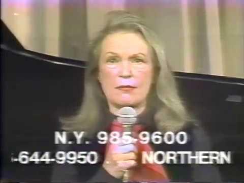 Geraldine FitzgeraldDon't Cry For Me Argentina, 1980 Telethon