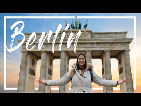 Berlin - Exploring This City's Christmas Markets, An Old German Tradition | VLOG
