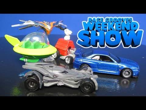 Race Grooves Weekend Show August 13, 2017 #askracegrooves