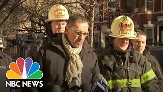 NYFD: Deadly Fire Started With 'Boy Playing With Burners On The Stove' | NBC News