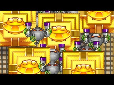 THE HIGHEST ROUND LATE GAME?!? | GOAL: ROUND 119! (Bloons TD Battles / BTD Battles Late Game)