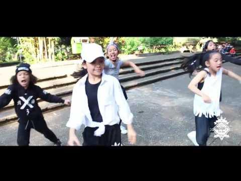 KIDS HIP HOP DANCE CHOREOGRAPHY II MYSTYLEZ KIDS 2017, DANCER BANDUNG II