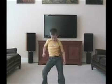 Crazy Dancing Kid Music Video Danger 11h30