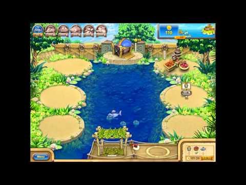 Farm Frenzy Gone Fishing Level 3 Gameplay