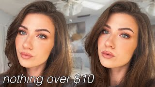 happy friday ladies and gents - it's that time.. drugstore makeup tutorial time! this is my full face of nothing over $10 makeup video. I was so excited to film this ...
