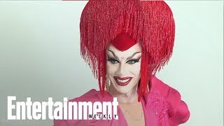 Sasha Velour Reflects On One Year As America's Drag Superstar | Entertainment Weekly