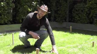 """Startorganic - How To Build A Circular, Raised Bed Garden (""""the Circle Of Life"""") - Lawn Replacement"""