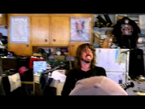 Best of You - Foo Fighters live @ John Sepa's Garage in Yonkers, New York