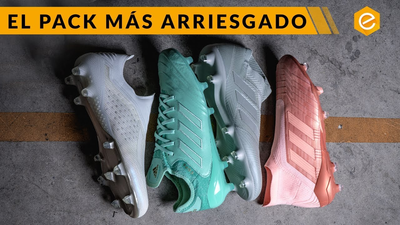 adidas Spectral Mode Pack Fútbol Emotion