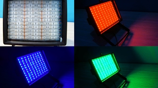 DIY Disco Light- RGB Led