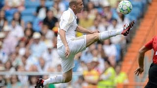 zinedine zidane - The Ball Control Genuis