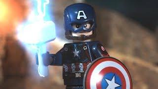 vuclip LEGO Avengers Endgame Captain America VS Thanos Final Battle Part 3