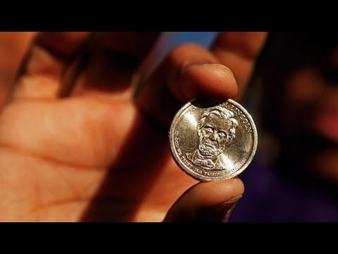 Presidential Coins Going Away?
