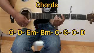memories---maroon-5-guitar-capo-on-4th-fret