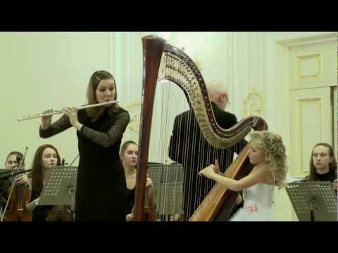 Concerto for Flute and Harp KV 299 (2nd movement)