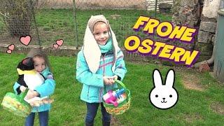FROHE OSTERN 🐰 Der Osterhase war da und hat die Nester befüllt 🐰 Ostergeschenke für Hannah