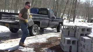 More Free Tiny House Construction Materials A Huge Haul