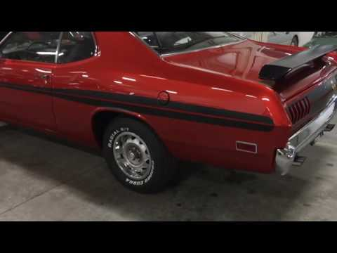 Ass! 1970 dodge dart 340 swinger you are