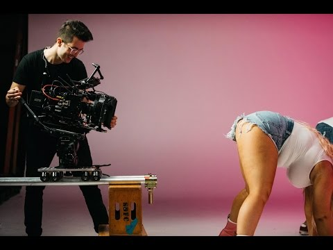 Thick Music Video - Behind the Scenes