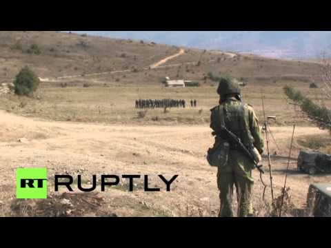Disputed Territory: Russian Army flaunts its firepower in S. Ossetia drills