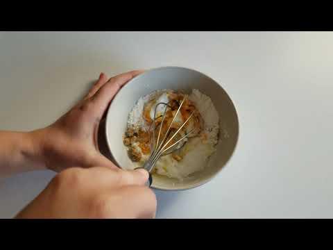 Bebekler için Pratik ve Besleyici Pankek Tarifi | Cevizli pankek | kahvaltılık pankek #pankek