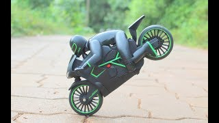 High Speed RC MOTORCYCLE UNBOX & TEST!!