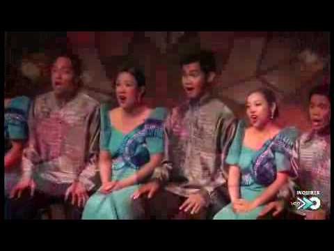 Philippine Madrigal Singers 2009 - Deck the Halls/In Excelsis Deo